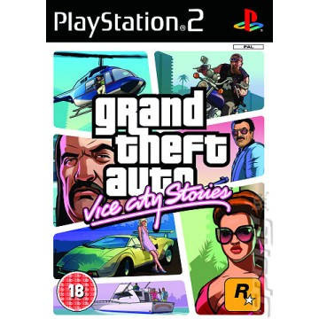 Grand Theft Auto Vice City (Lietota)